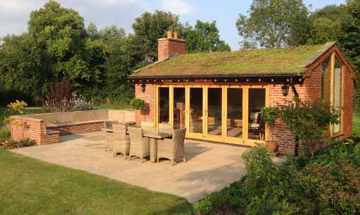Bespoke Garden Buildings Nottingham and West Bridgford